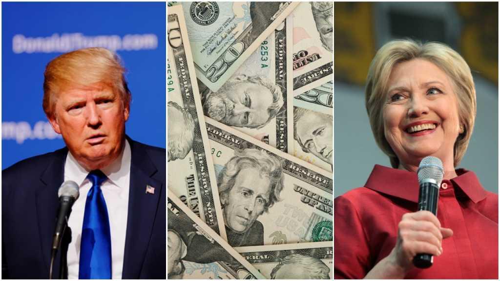 """Trump i Clinton już oddali głosy. """"Jeżeli nie wygram, uznam to za stratę czasu i pieniędzy"""""""