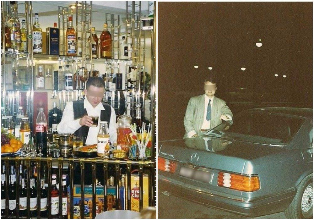 """Tak wyglądało bajeczne życie polskich gangsterów. Mamy zdjęcia """"Masy"""" (FOTO)"""