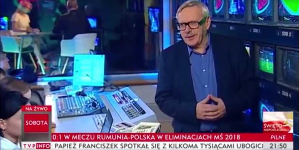 Dziennikarz TVP: Z Trumpem zrealizujemy testament papieża Jana Pawła II (VIDEO)