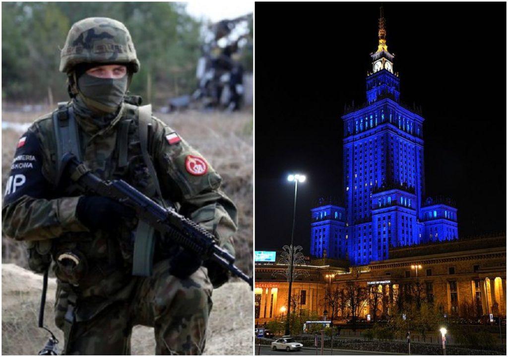 Wojsko wyjdzie na polskie ulice. Jest wniosek MSWiA