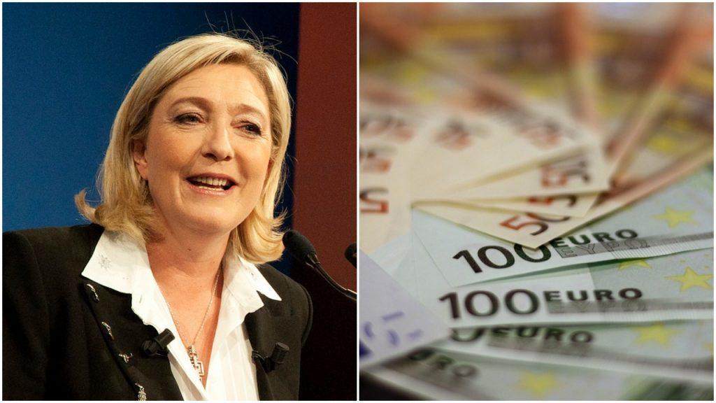 Francuskie banki bezlitosne dla Le Pen. Wszystkie odmówiły jej pożyczki na kampanię