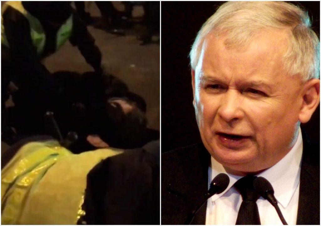 Kaczyński ustępuje? Prosi o natychmiastowe spotkanie z przedstawicielami mediów