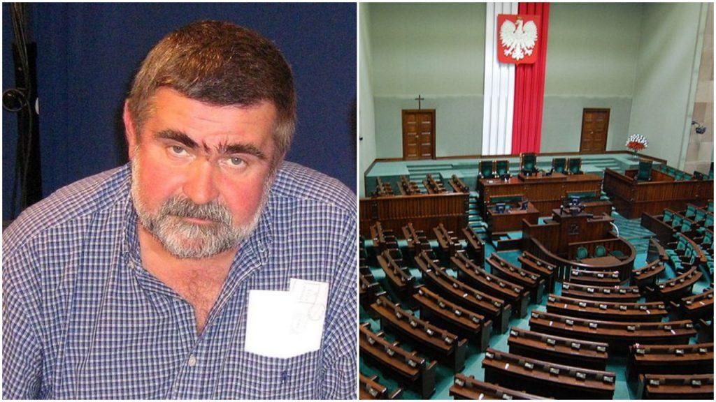 Rewiński: Protest w Sejmie brzydzi ludzi na wsi