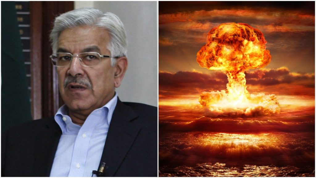 MON Pakistanu uwierzył w plotkę i... zagroził Izraelowi wojną atomową