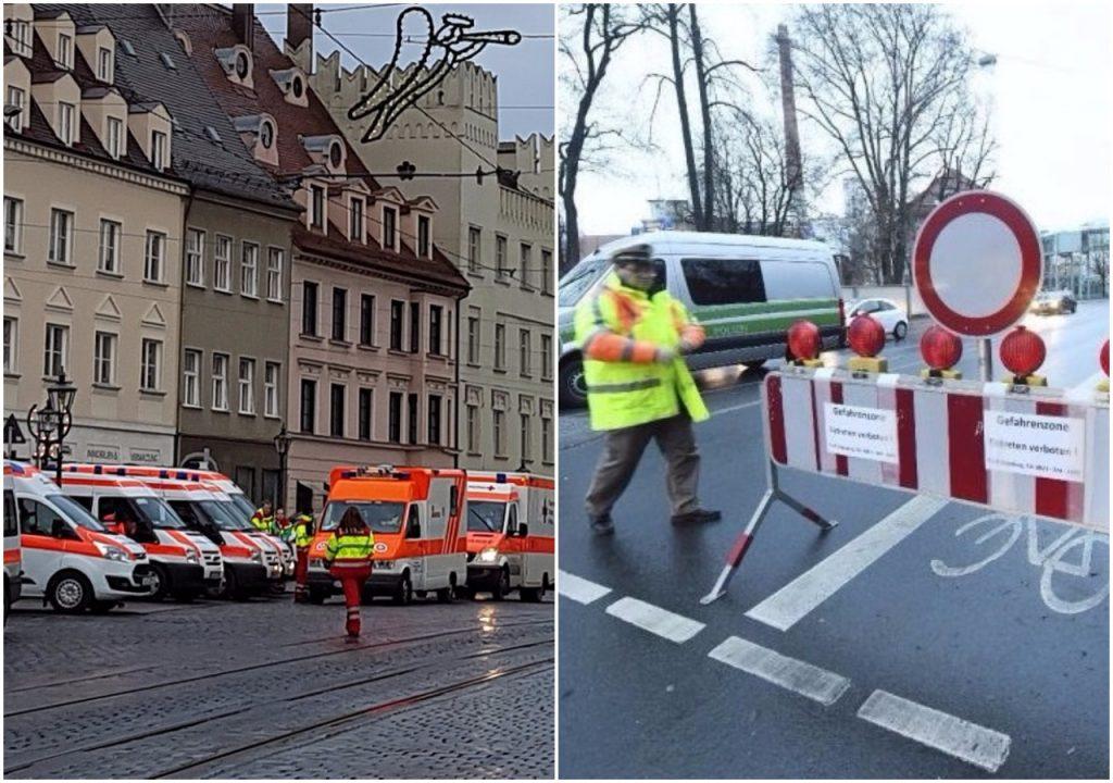 Ogromna ewakuacja w Niemczech. Domy musiało opuścić 57 tys. osób