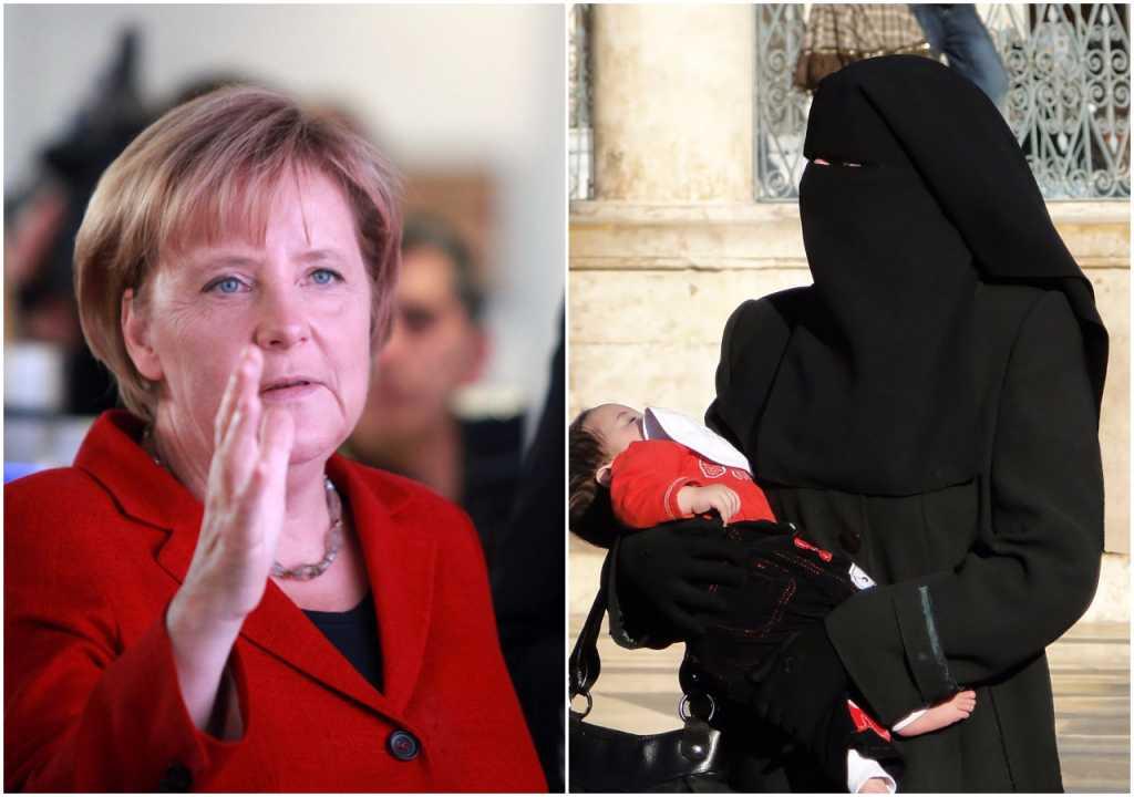 Merkel chce definitywnego rozprawienia się z radykalizmem