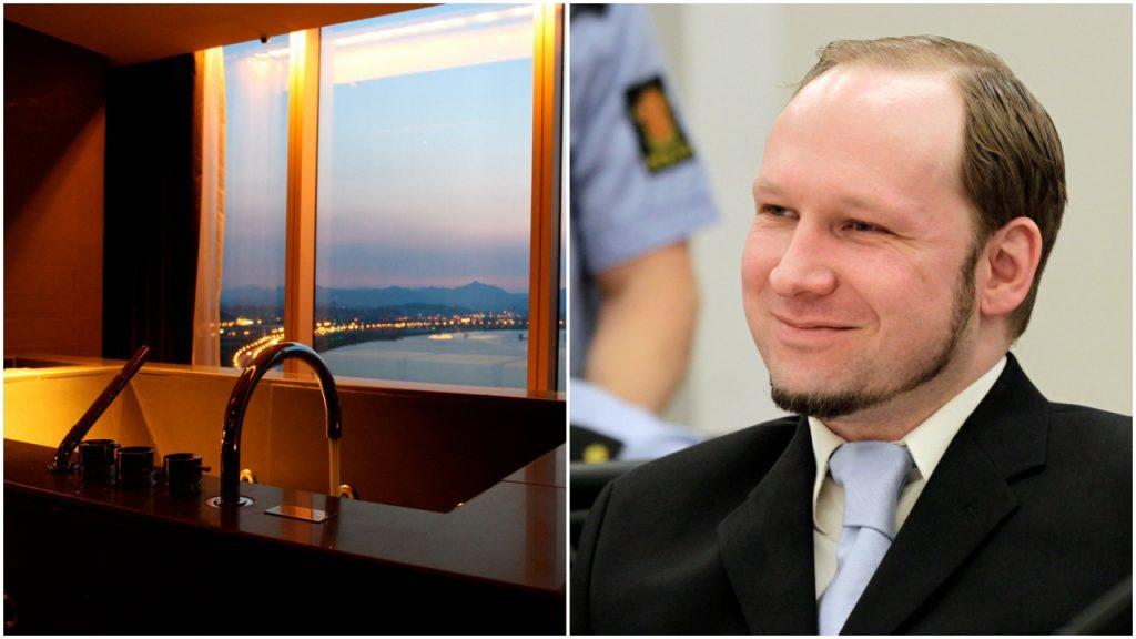 Sukces Breivika: Żyje w najwygodniejszej celi na świecie, właśnie wygrał gorące jacuzzi  i lepszy komputer