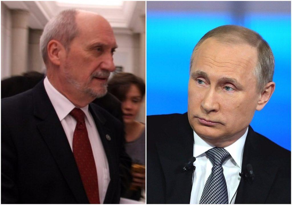 Gorąco na linii Polska - Rosja. MON ostro odpowiada Putinowi i stawia żądania