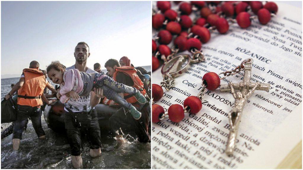 Polski arcybiskup apeluje: Jedna parafia, jedna rodzina uchodźców