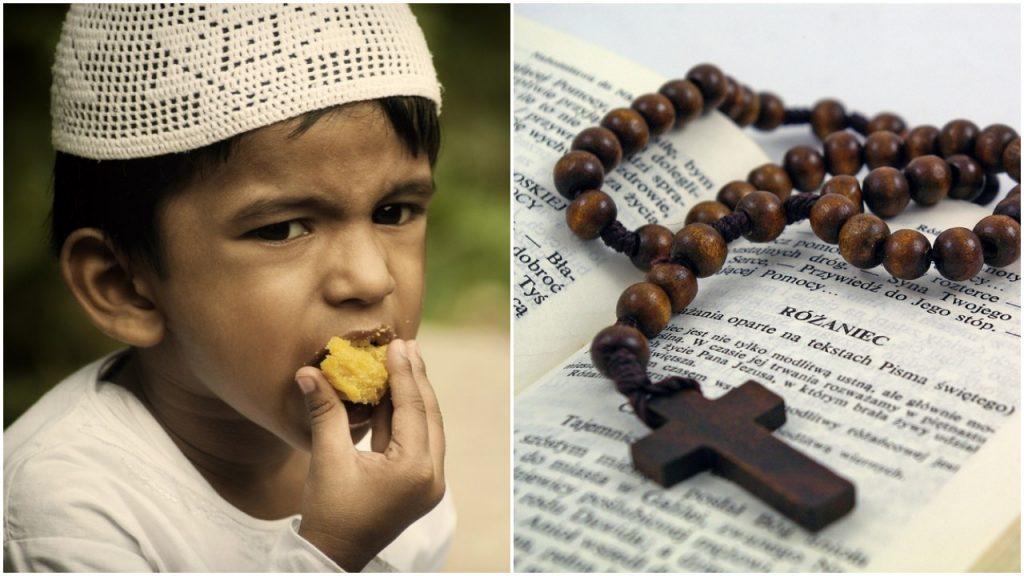 Muzułmanie uciekający do Niemiec przechodzą na chrześcijaństwo
