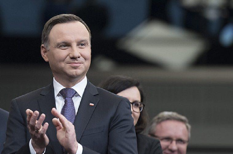 Andrzej Duda będzie miał swoją flagę (foto)
