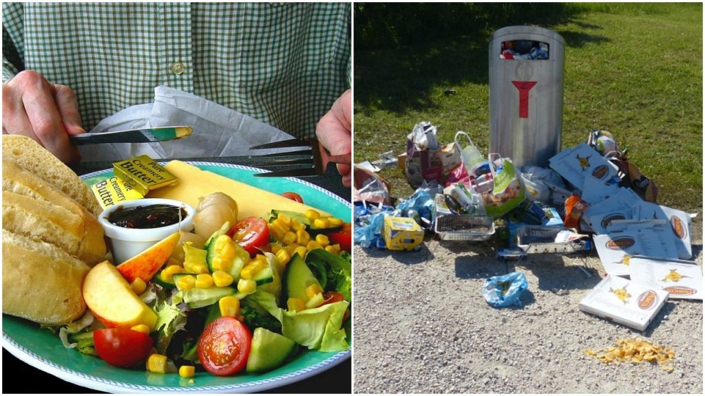 Europejczycy marnują żywność na potęgę. Miliony ton jedzenia trafia na śmietnik