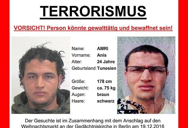 Zamachowiec z Berlina był w przeszłości aresztowany kilka razy za... przygotowywanie zamachów