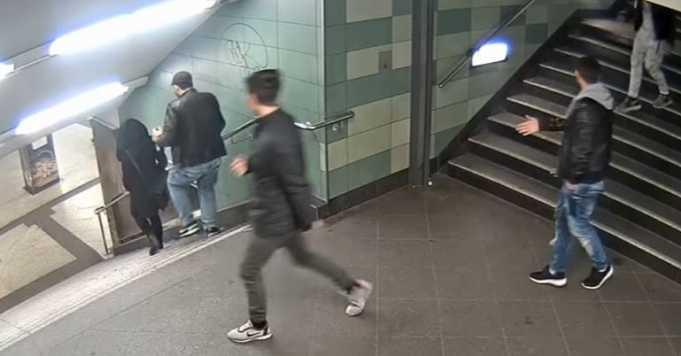 Fałszywe informacje o tożsamości napastnika z berlińskiego Metra. Wiemy, kim był naprawdę