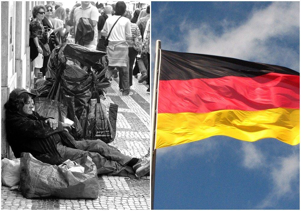 """Dramat bezdomnych Polek w Niemczech. """"Chciałabym żyć jak człowiek, ale się nie da"""""""