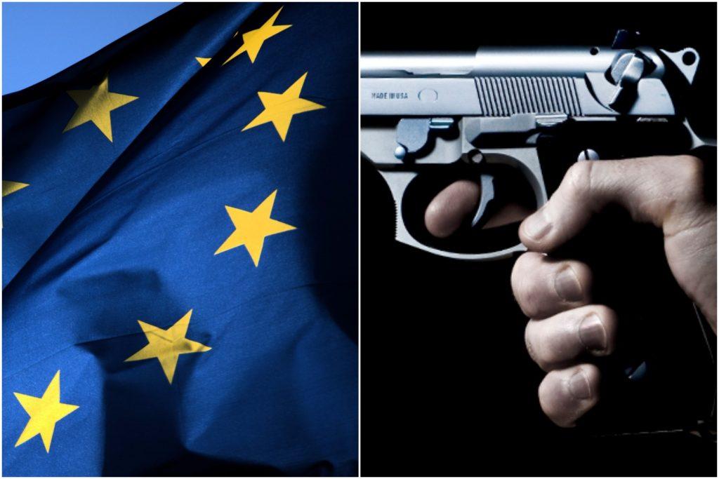 Efekt zamachów, umowa klepnięta. Unia mocno zaostrza możliwość zakupu broni na jej terenie