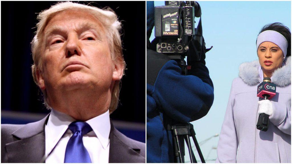 USA: Burza w mediach. Trump wprowadzi ograniczenia dla dziennikarzy