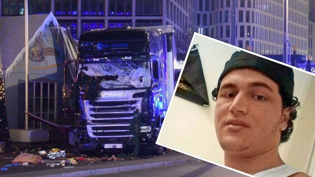 Ucieczka terrorysty udaremniona. Zamachowiec z Berlina zastrzelony przez policję