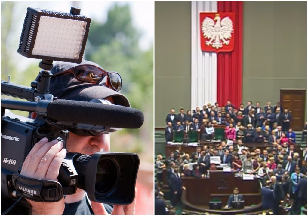 Dziennikarz TVP broni PiS: Na ograniczeniach w Sejmie stracą jedynie tabloidy