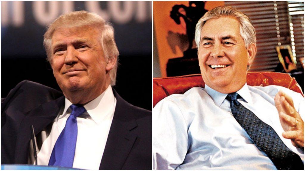 Kontrowersje wokół ekipy Trumpa. Przyjaciel Putina zostanie szefem amerykańskiej dyplomacji