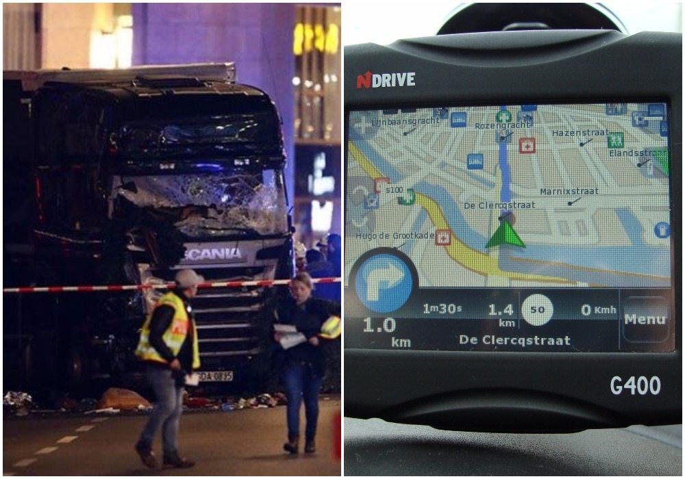 Wiemy co się działo z polską ciężarówką tuż przed zamachem