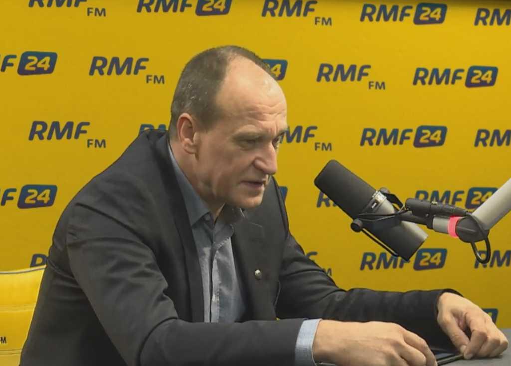 Kukiz: Nie tyle usprawiedliwiam, co rozumiem postawę Jaruzelskiego. To był tchórz