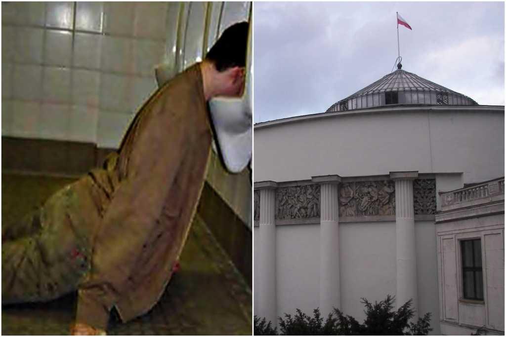 Liroy ujawnia, polski Sejm jest jak melina. Żłopią alkohol i palą marihuanę