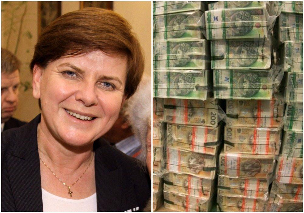 87 milionów złotych na nagrody dla ministrów w rządzie PiS