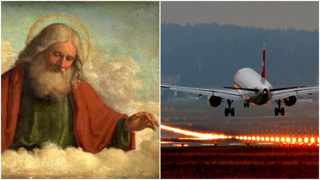 """Polak chcący wysadzić samolot tłumaczy się """"poleceniami Boga"""""""