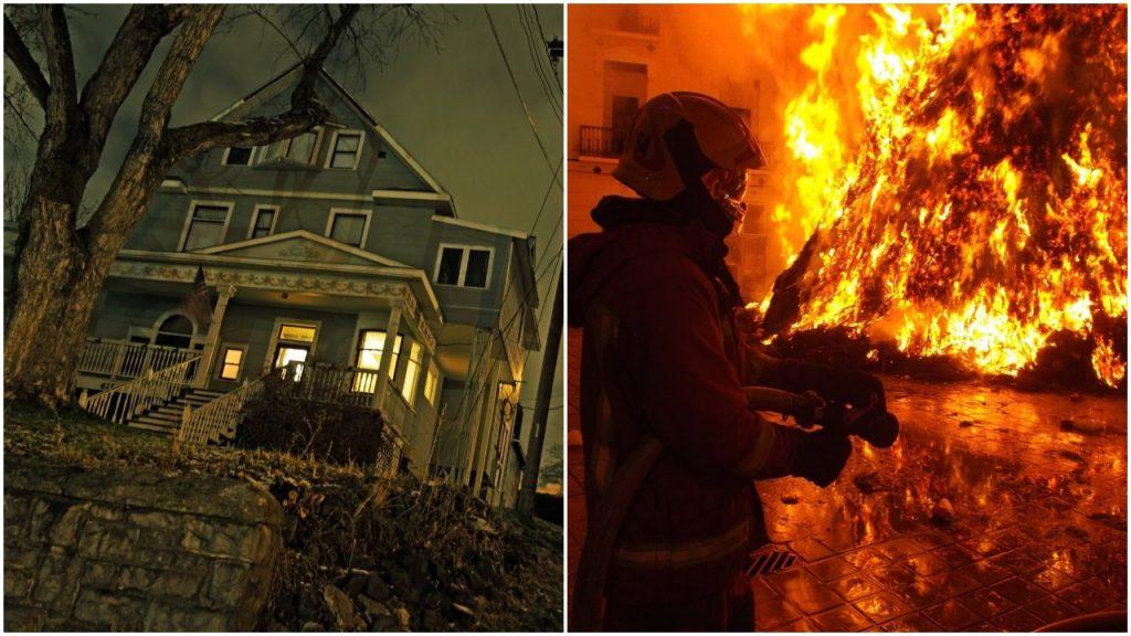 """Sąsiedzi chcą zburzyć dom. """"Jest przeklęty, rozumiecie?! Boimy się"""""""
