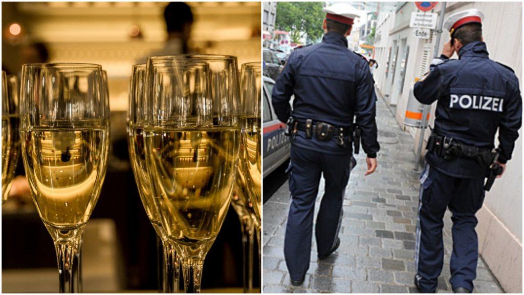 """Austriacka policja nie chce """"drugiej Kolonii"""". Rozdaje tysiące alarmów kieszonkowych"""
