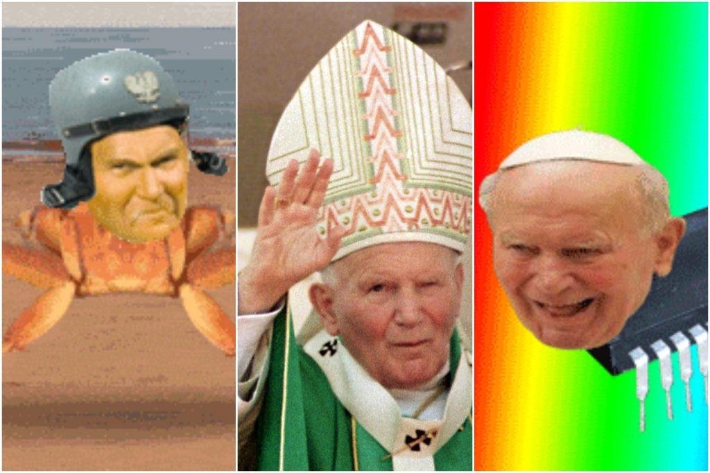 """Prokuratura oburzyła katolików. """"Tak, można szkalować Jana Pawła II"""""""