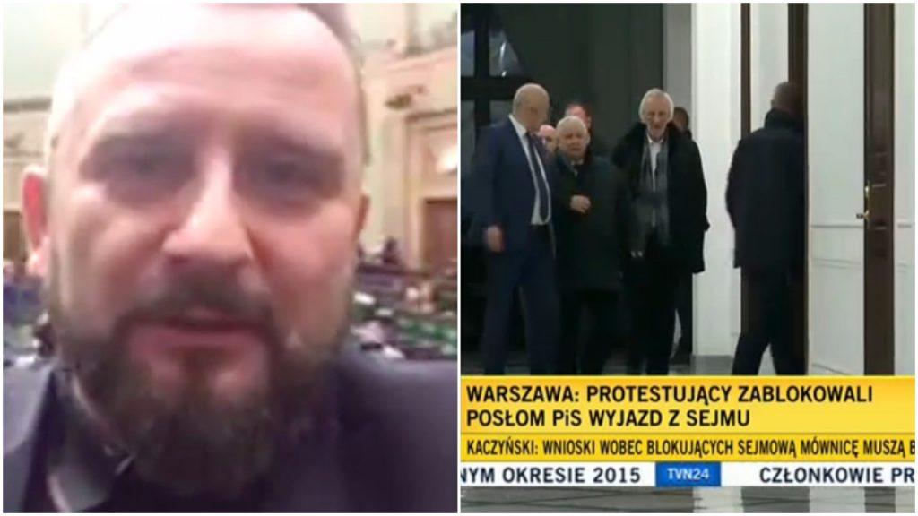 Krytycy opozycji o wczorajszych wydarzeniach: Wszystko było ustawką. Oto dowody (VIDEO)