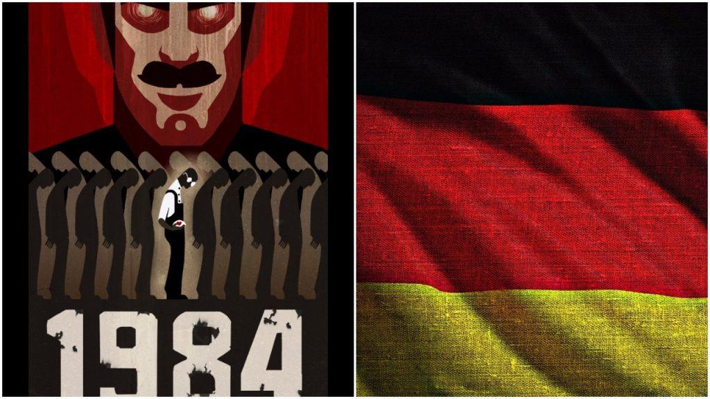 """W Niemczech jak w """"1984"""" Orwella. Powstanie Ministerstwo Prawdy"""