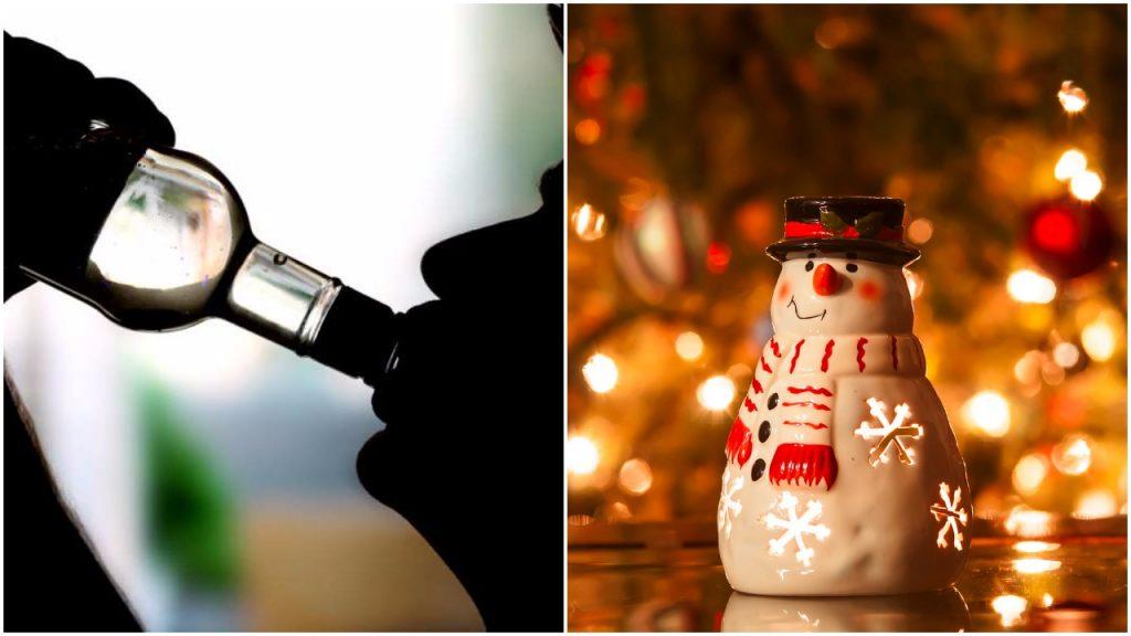 Zadziwiające wyniki badań. Polacy piją ogromne ilości alkoholu w Boże Narodzenie