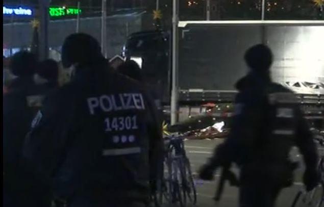 Co się dzieje? Niemiecka policja dziś nic już nie powie o zamachu