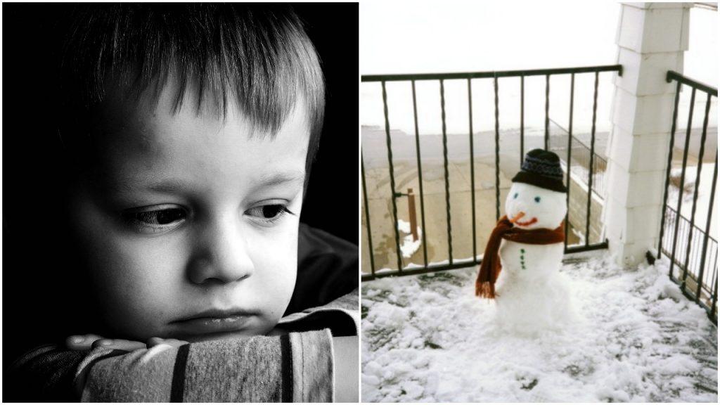 6-latek spędził za karę 15 godzin na balkonie. Jego stan jest krytyczny