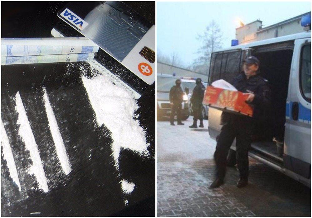 Pracownicy jednego z supermarketów nie wierzyli własnym oczom. Zamiast bananów znaleźli setki kilogramów kokainy (FOTO)