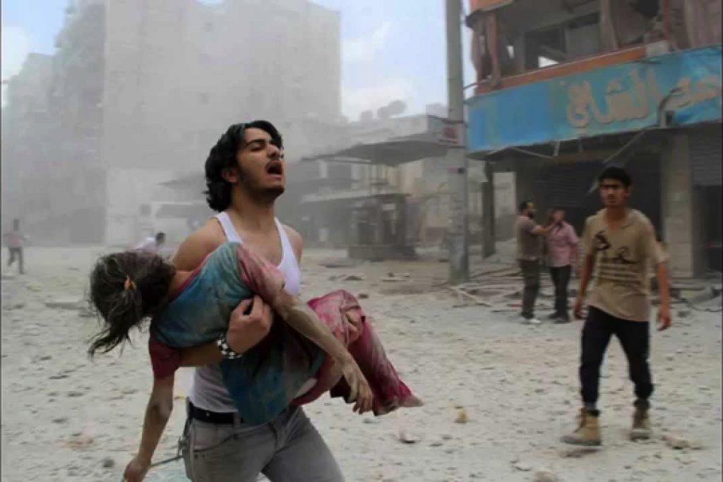 Mrożące krew w żyłach odkrycie w Aleppo. Znaleziono masowe groby torturowanych cywilów