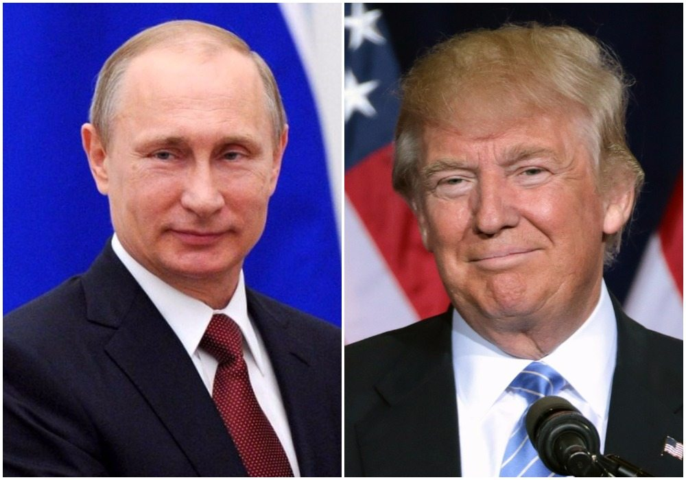 Trump chwali Putina: Znakomity ruch