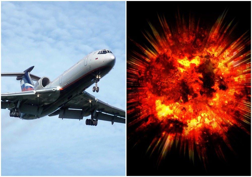 #TeoriaSpiskowa Tupolew z chórem Aleksandrowa eksplodował? Oto dowody (VIDEO)