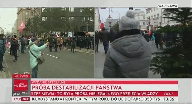 """Po 10 latach odszedł z TVP po relacji z kryzysu Sejmowego. """"Nie mógł już tego wytrzymać"""""""