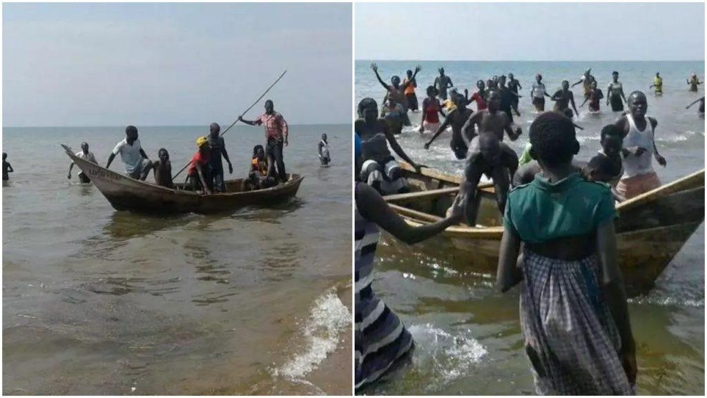 Tragedia piłkarzy i ich kibiców. Tonąca łódź pochłonęła kilkadziesiąt ofiar