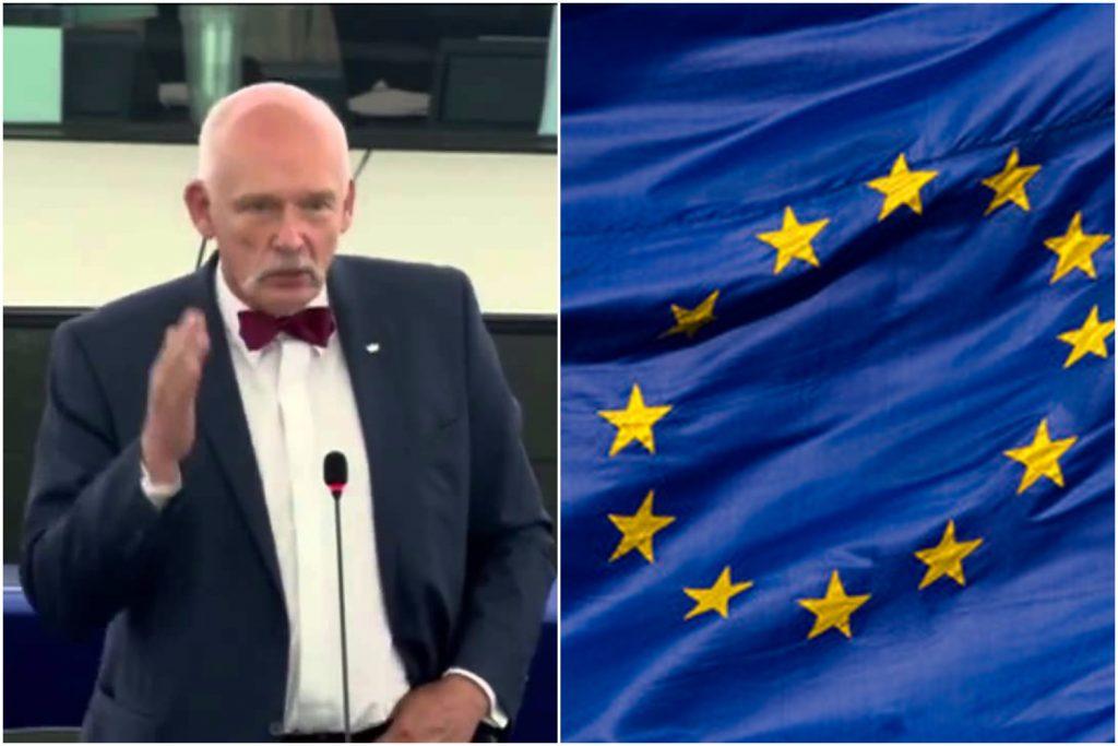 JKM jednak na coś wpłynął w Parlamencie Europejskim. Będą nowe kary