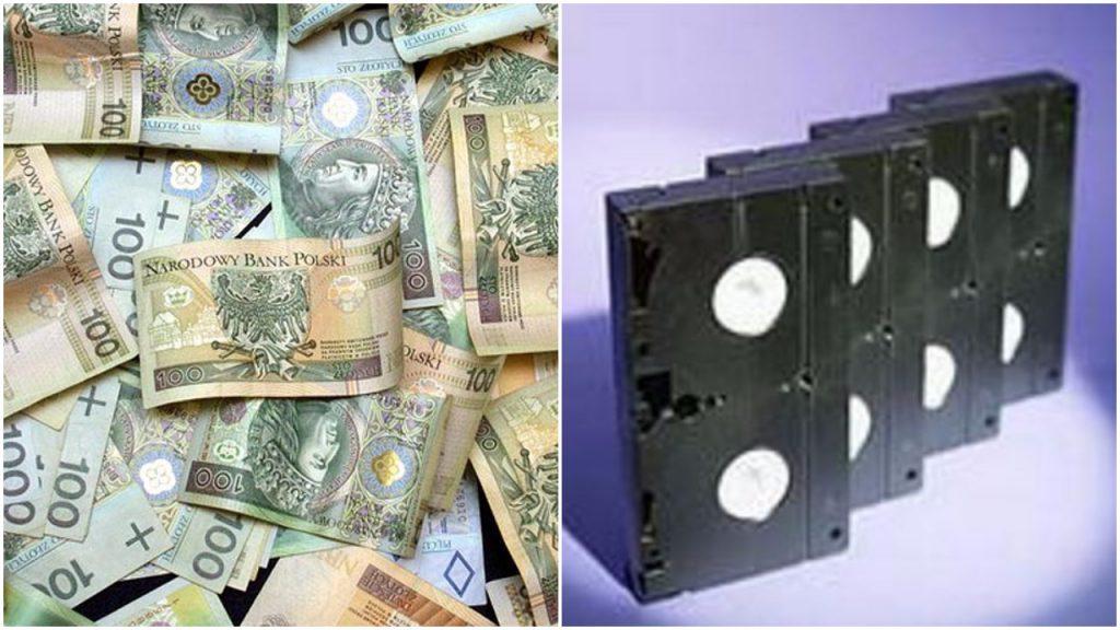 Kasety VHS są teraz warte majątek. Masz te tytuły w domu?