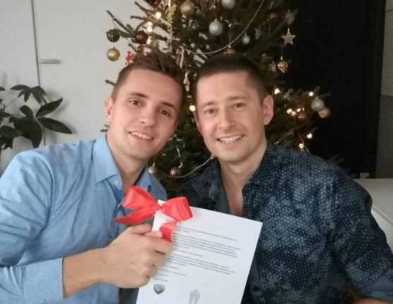 Para gejów z Polski mogła wziąć ślub dzięki... polskiej prawicy