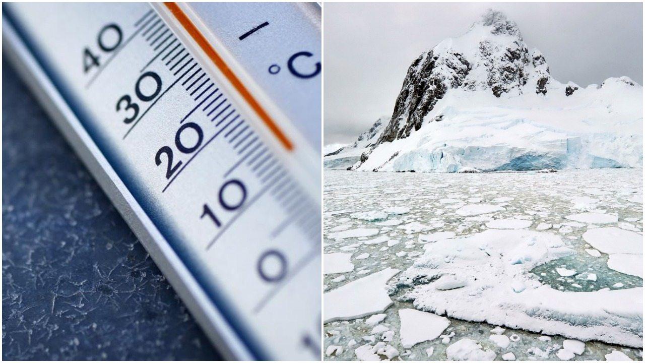 Globalnego ocieplenia nie ma? Naukowcy: To zjawisko to dowód