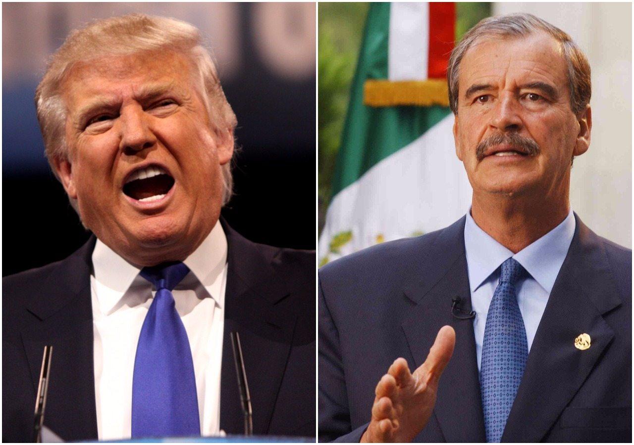 Tak ostrej wymiany zdań w dyplomacji jeszcze nie było. Trump vs prezydent Meksyku.