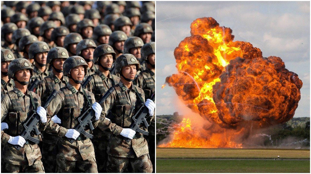 Chiny szykują się do wojny. Na celowniku światowe mocarstwo