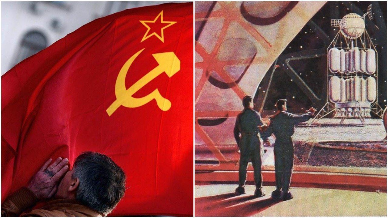 Komunistyczne fantazje o świecie. Tak sowieci widzieli 2017 rok ponad 50 lat temu (ZDJĘCIA)